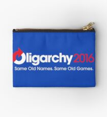 Oligarchy 2016 Studio Pouch