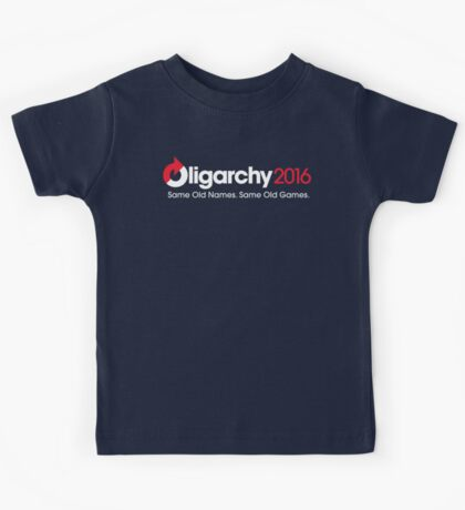 Oligarchy 2016 Kids Clothes