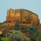 Sedona Rocks  by Heberto   G. Cavazoz