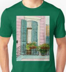 New Orleans Shutters Unisex T-Shirt