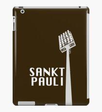 Sankt Pauli - Flutlicht iPad-Hülle & Skin