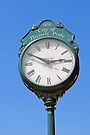 Lockport Town Clock by MarjorieB
