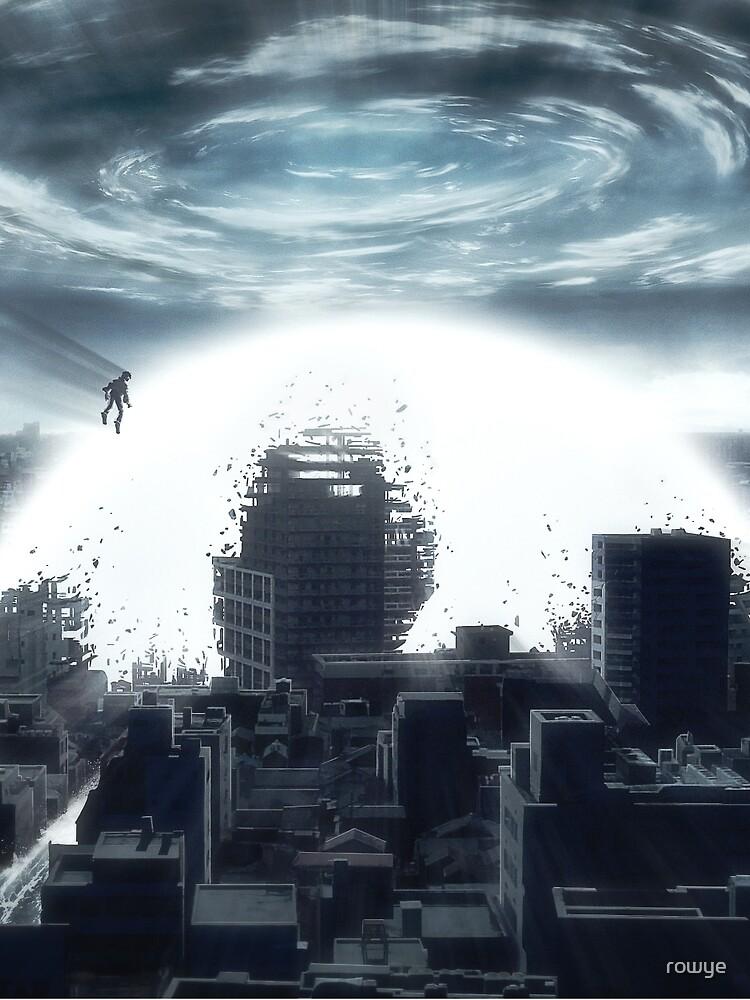 Der Anfang vom Ende - Akira Tribute von rowye