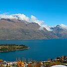 Queenstown, New Zealand by Odille Esmonde-Morgan