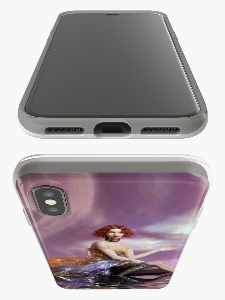 Alternate view of SOPHIE - OIL OF EVERY PEARL's UN-INSIDES iPhone Case & Cover