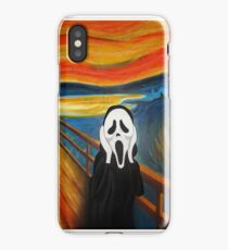 Scream Mash-up iPhone Case