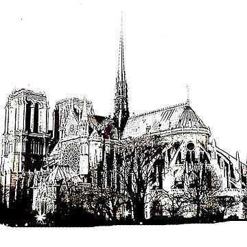 Notre Dame 2 bywhacky by bywhacky