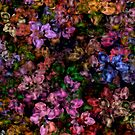 Flowers Pattern by rocamiadesign