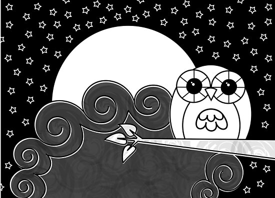 Whoot Owl by Louise Parton