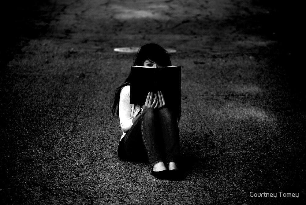 Breana: Bookworm by Courtney Tomey