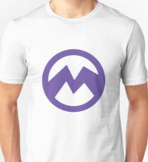 Purple evil minion logo- El Macho T-Shirt