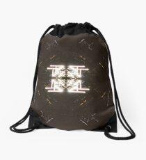 Super Symmetry Drawstring Bag