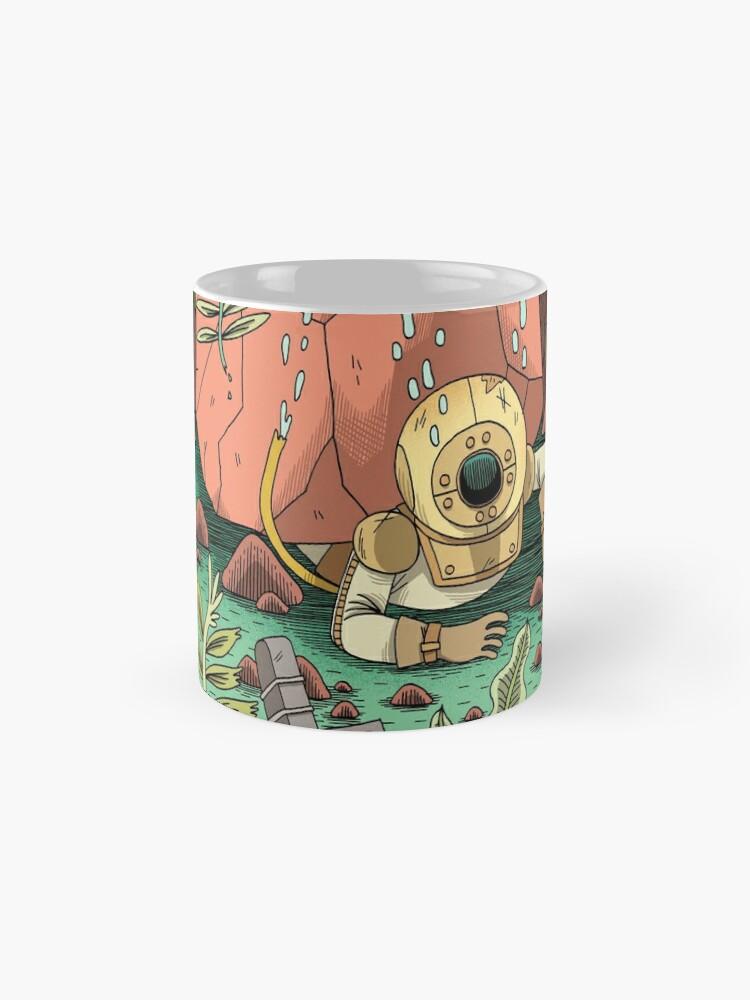 Alternate view of Crushed Classic Mug