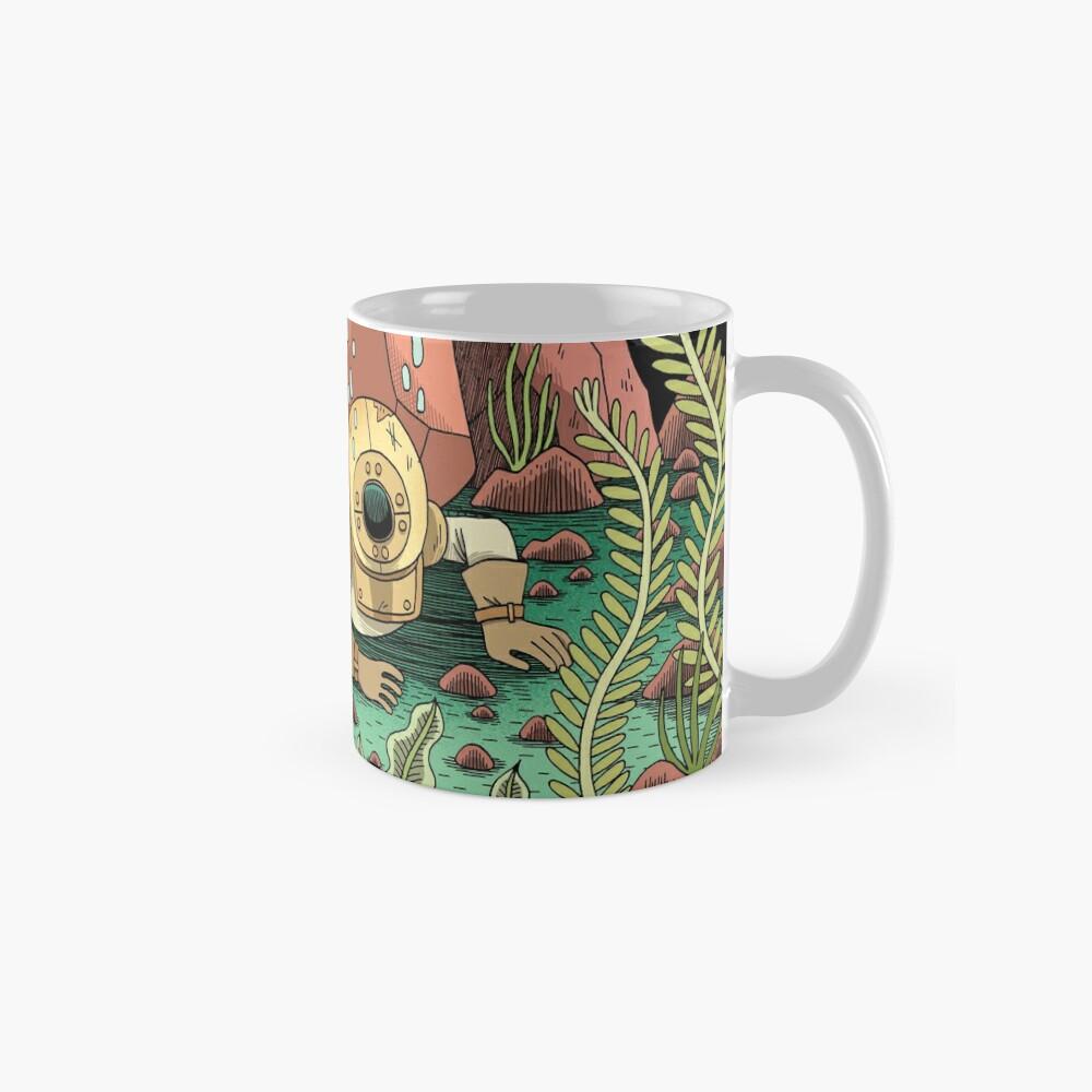 Mugs «Écrasé»
