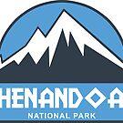 Shenandoah National Park by esskay