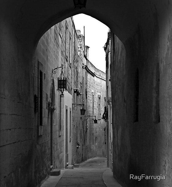 """SOPHIA STREET MDINA MALTA"" by RayFarrugia"