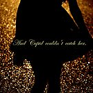 And Cupid Couldn't Catch Her by Courtney Tomey