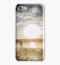 Girl in the sun iPhone Case/Skin