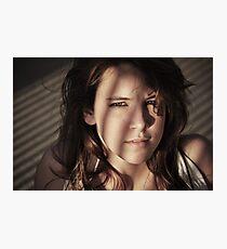 Shutter. Photographic Print