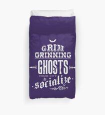 Haunted Mansion - Grim Grinning Ghosts Duvet Cover