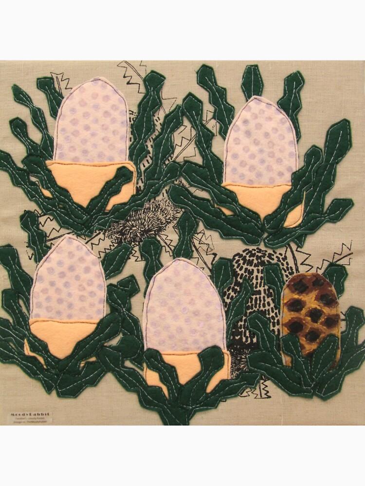 Banksia Textil von MoodyRabbit