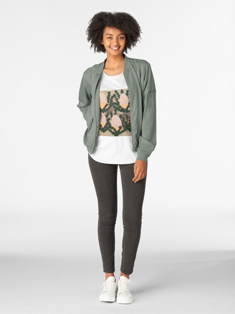 Alternative Ansicht von Banksia Textil Premium Rundhals-Shirt