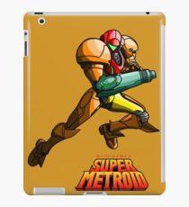 Vinilo o funda para iPad Super metroid samus aran