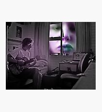 Music Takes You Places Photographic Print