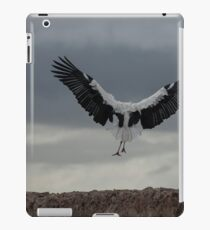 Spread your wings and land  iPad Case/Skin