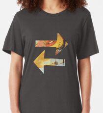 Dire Straits Alchemy Live (1984) Slim Fit T-Shirt