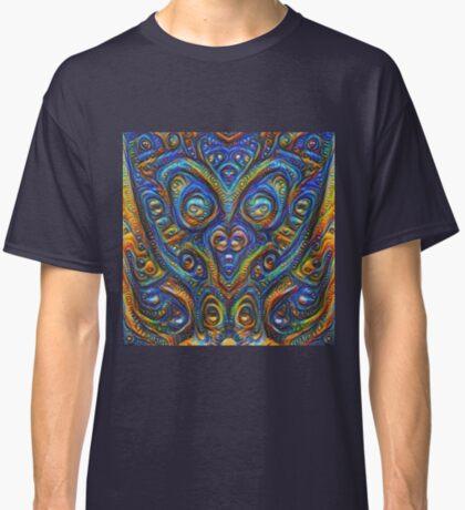 Summer night #DeepDream B Classic T-Shirt