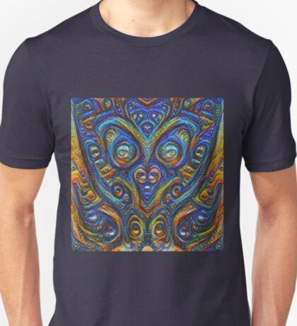 Summer night #DeepDream B T-Shirt