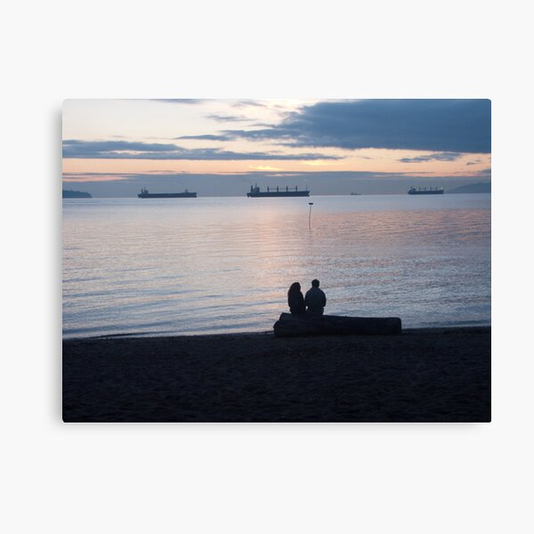 A quiet moment, Vancouver, Canada, 2007 Canvas Print