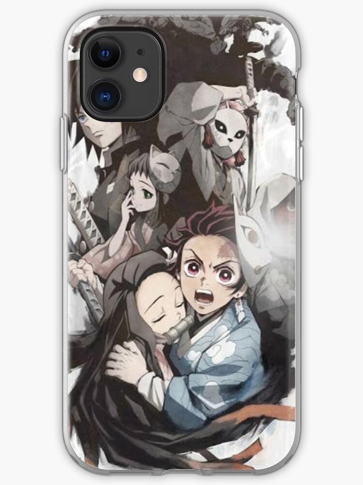 coque iphone 8 kimetsu no yaiba