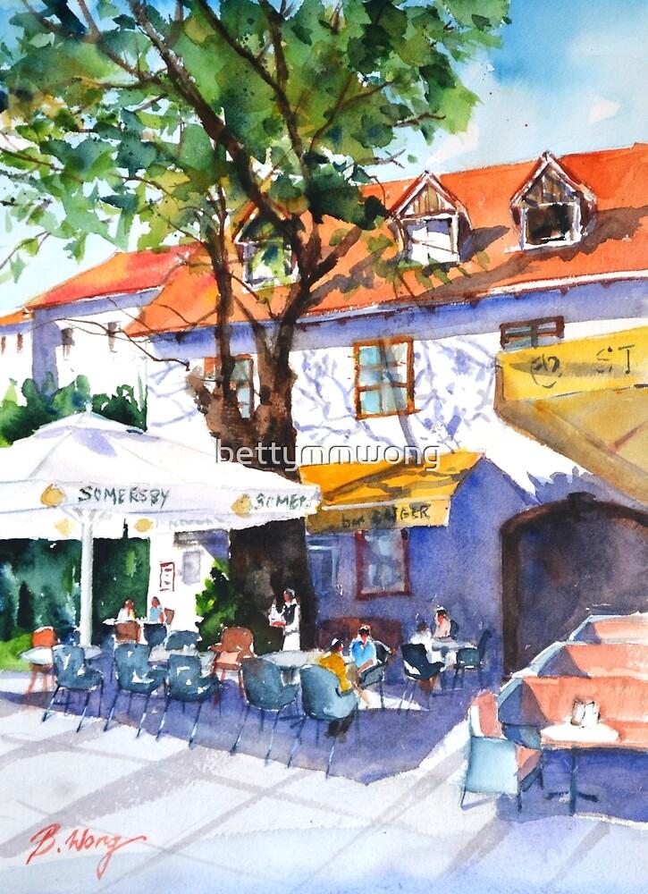Zagreb cafe #3 by bettymmwong