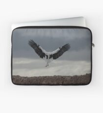Spread your wings and land  Laptop Sleeve