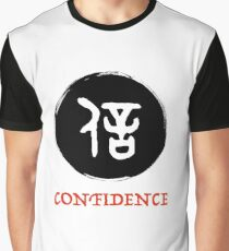 chinese word - confidence Graphic T-Shirt