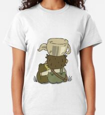 Greg and The Frog - Over the Garden Wall Classic T-Shirt