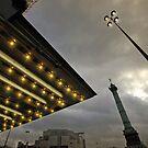 Place de la Bastille by laurentlesax