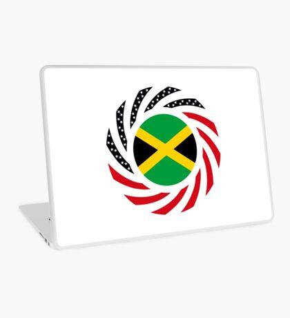 Jamaican American Multinational Patriot Flag Series Laptop Skin