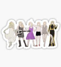 Eras  Sticker