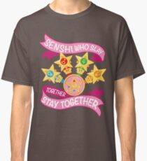 Slay Together, Stay Together - Sailor Scouts Clean Classic T-Shirt