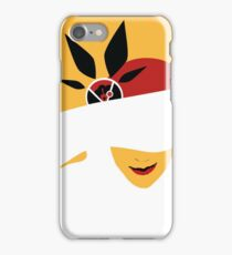 Processed - A Transistor & Wicked Mash Up iPhone Case/Skin