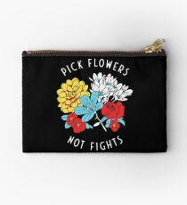 Bolso de mano Camisa de flores