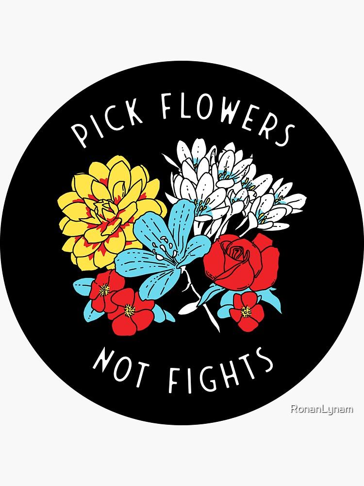 «Fleurs» par RonanLynam