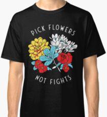 Flower Shirt Classic T-Shirt