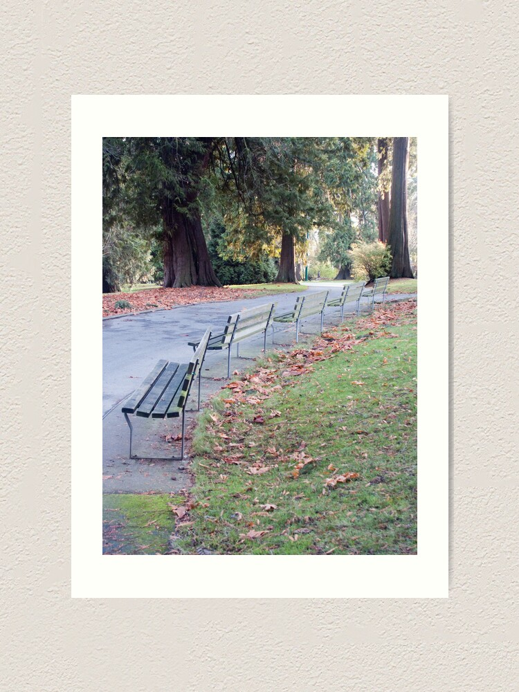 Alternate view of Done for the season, Vancouver, Canada, 2007 Art Print