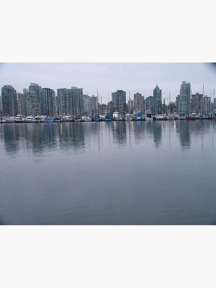 Masts, Vancouver, Canada, 2007 by chrisculy