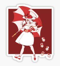 Camerata Cell Girl Sticker