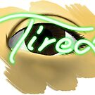 Eye Am Tired in Green by Sada-tainment